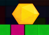 Игра Спуск шестиугольника