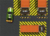 Игра Оживленная парковка