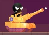 Игра Танковый бой Стикмена