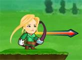 Игра Сумасшедший лучник
