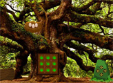 Игра Побег из дубового леса