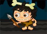 Игра Маленький пещерный человек