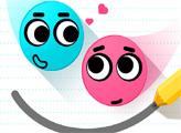 Игра Влюбленные шары 2