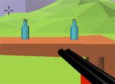 Игра Стрельба по бутылкам