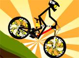Игра Стикмен велогонщик