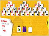 Игра Пасьянс Три Пика
