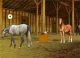 Игра Побег с конюшни