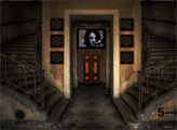 Игра Побег из дома вампира