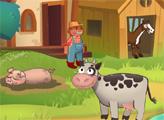 Игра Приключения на старой ферме Макдональда