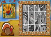 Игра Пазлы в День Благодарения