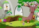 Игра Мини побег - пещера