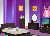Игра Мини побег - комната девочки