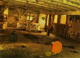 Игра Побег дикой индейки с фермы