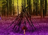 Игра Плоды леса в День Благодарения