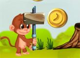 Игра Забег супер обезьяны