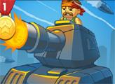 Игра Защита танка