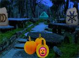 Игра Спаси Хэллоуинскую тыкву