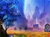 Игра Побег с чудесной земли