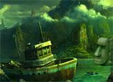 Игра Побег с острова инкогнито