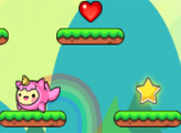 Игра Счастливый прыгун