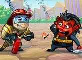 Игра Пожарный Пиро