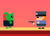 Игра Коробки с оружием: Зомби