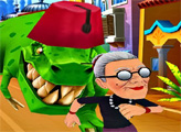 Игра Злая Бабушка:Турция