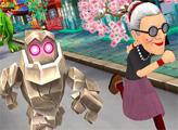 Игра Злая Бабушка:Япония