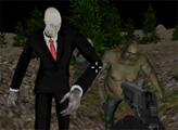 Игра Стреляй в свой кошмар: Хэллоуин