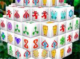 Игра Маджонг Коннект 3Д