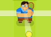 Игра Теннисная битва