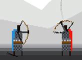 Игра Лучник против лучника