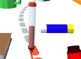 Игра Путь карандаша