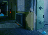 Игра Побег из убежища призраков