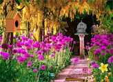 Игра Побег из цветочного леса