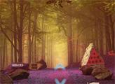 Игра Туманный лес