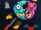 Игра Метатель ножиков - ужасы 2