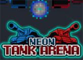 Игра Неоновая танковая арена