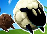 Игра Овцы в опасности