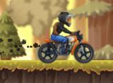 Игра Мототриал - Горное приключение