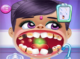 Игра Маленький дантист