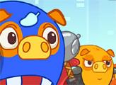 Игра Манго свинки