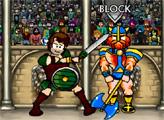 Игра Мечи и Сандалии: Чемпионы