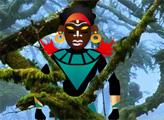Игра Спаси девушки от смертоносного племени