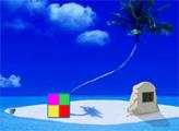 Игра Побег с острова фантазий