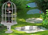 Игра Побег влюблённых с заднего двора