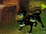 Игра Фантастический зелёный пегас