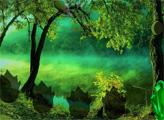 Игра Побег из изумрудного леса