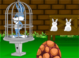 Игра Побег из пасхального сада