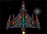Игра Боевой космический дрон